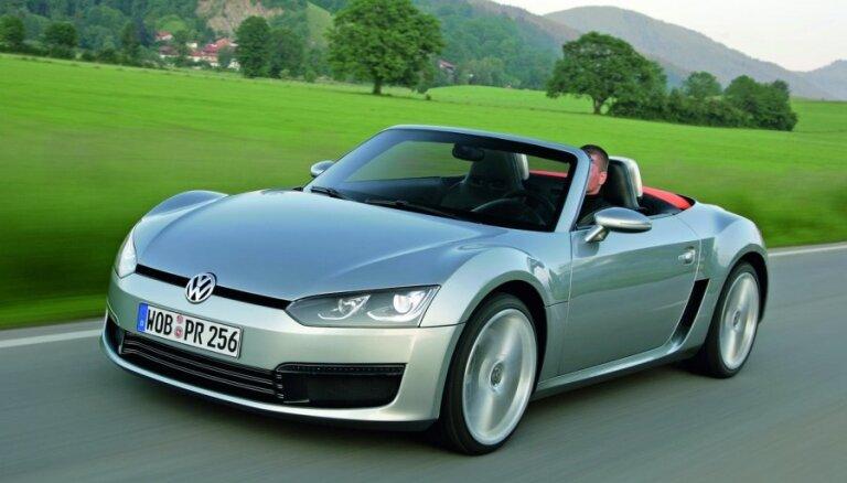 'Volkswagen' atgriezies pie ieceres ražošanā ieviest rodsteru