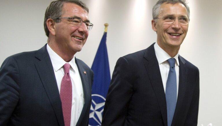 НАТО направит в страны Балтии и Польшу батальоны сухопутных сил