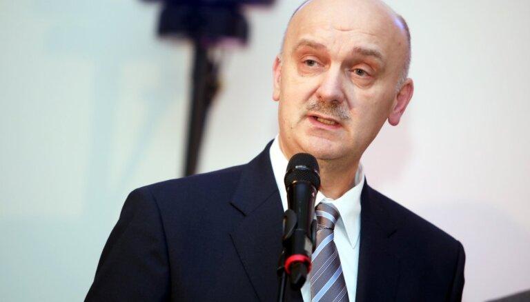 Арис Жигурс покинул пост руководителя Latvenergo