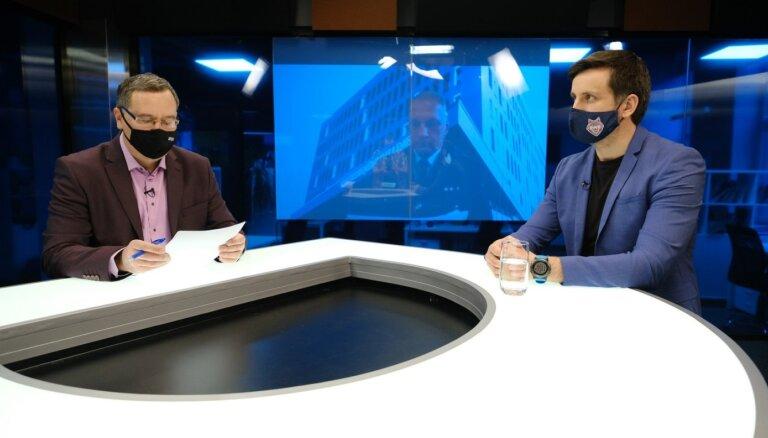'Spried ar Delfi' par futbola 'saimniecības' problēmām ar VID. Pilns ieraksts