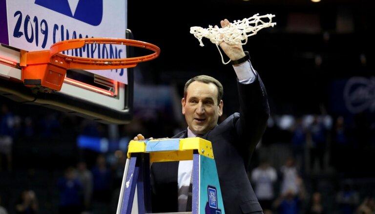 Izcilais basketbola treneris Kšiževskis beidz karjeru