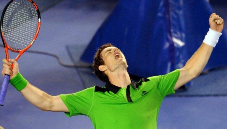 Marejs otro gadu pēc kārtas iekļūst 'Australian Open' finālā