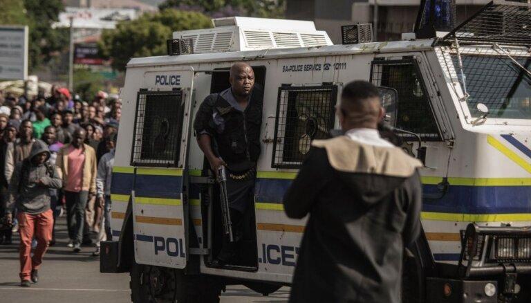 Dienvidāfrika izstāsies no Starptautiskās Krimināltiesas