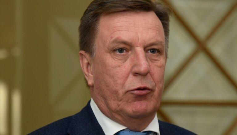 Plūdu skartie novadi varētu lūgt Kučinskim izsludināt ārkārtas stāvokli