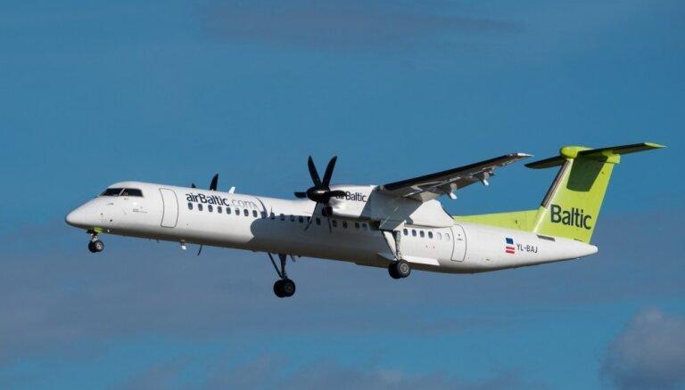 airBaltic начнет выполнять прямые полеты из Таллина в Зальцбург