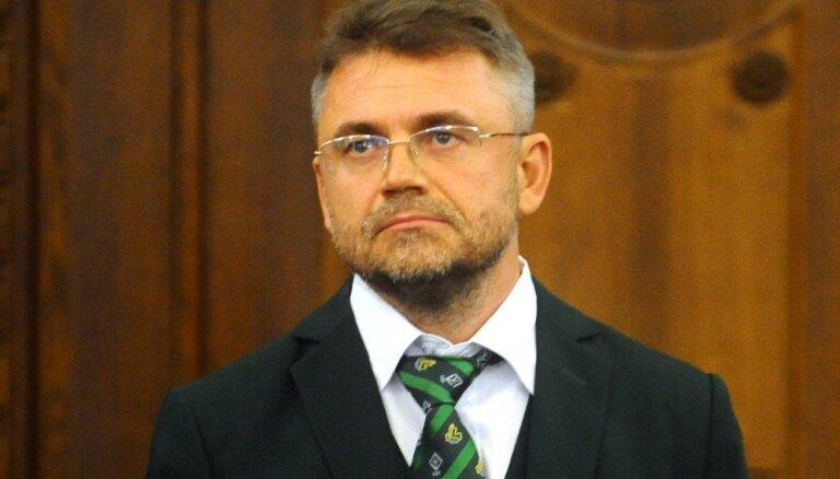 Депутата Клявиньша больше не вызывали в БПБК