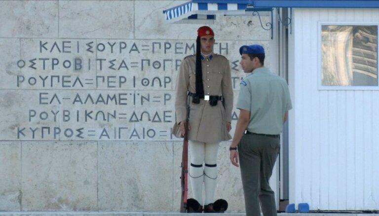 Grieķija piekāpjas: Ciprs gatavs pieņemt teju visus kreditoru nosacījumus