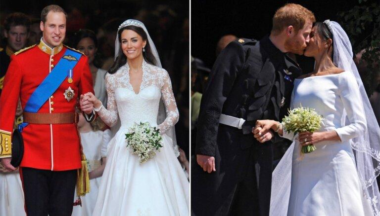 Nabadzībā slīgst šuvēja, kura darināja britu hercogieņu kāzu kleitas