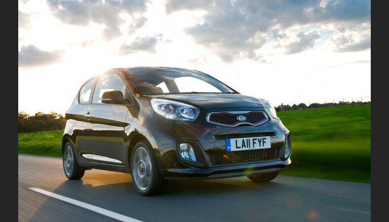 Составлен список претендентов на Автомобиль-2012 в ЕС