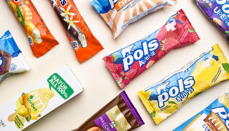 Food Union разработал 10 новых видов мороженого