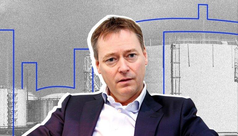 Cauruļvadi uz Ventspili draud nokļūt baltkrievu īpašumā, atzīst 'Ventspils naftas' vadītājs