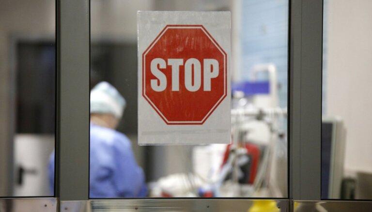 Число пациентов с Covid-19 в латвийских больницах впервые с осени упало ниже 300