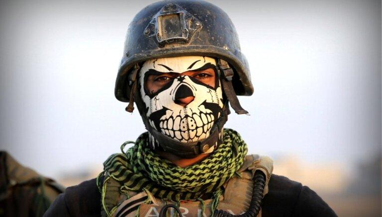 Karadarbība Sīrijā un Irākā: kas ar ko karo