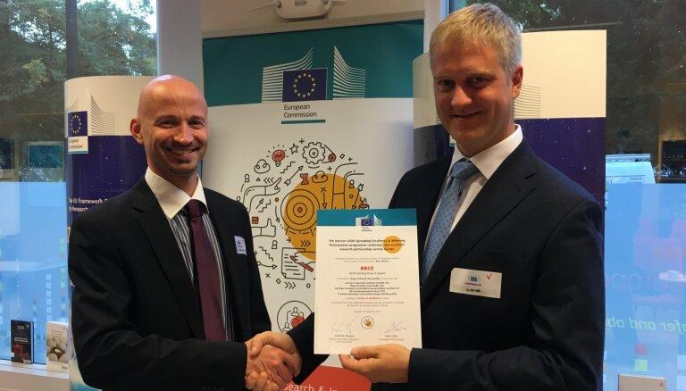 Ķīpsalā taps Baltijas Biomateriālu ekselences centrs