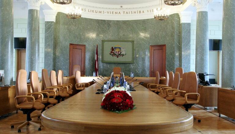 Партии подписали правительственную декларацию и коалиционный договор