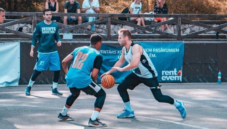 Latvijas 3x3 basketbola sezonas pirmie turnīri notiks Ogrē un Madonā