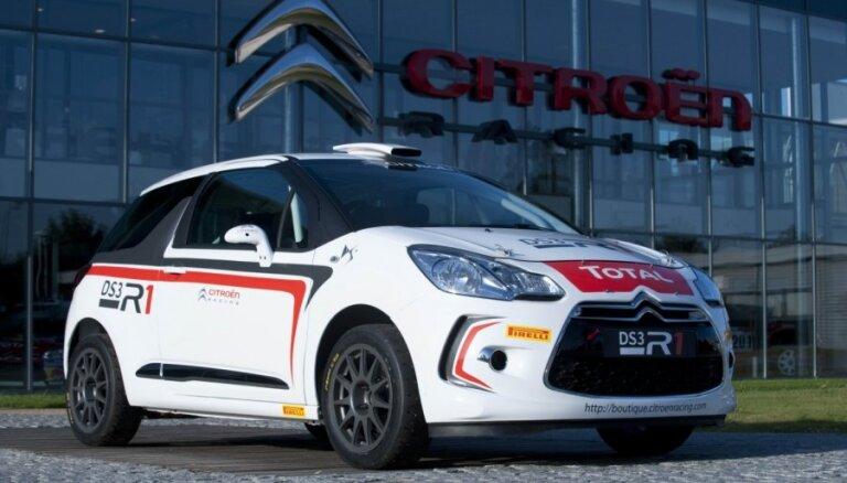 'Citroen Racing Trophy' paplašina savu rallija ģeogrāfiju Eiropā