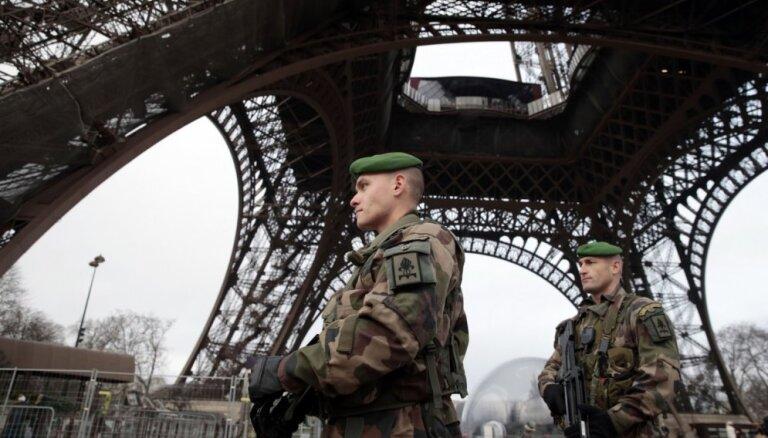 Латвия соболезнует Франции в связи с гибелью людей в Париже