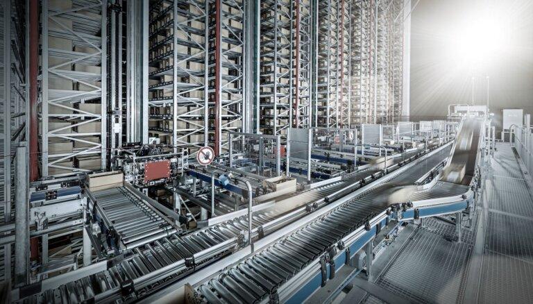 ВИДЕО: Amber Beverage Group построит в Риге крупный автоматизированный склад