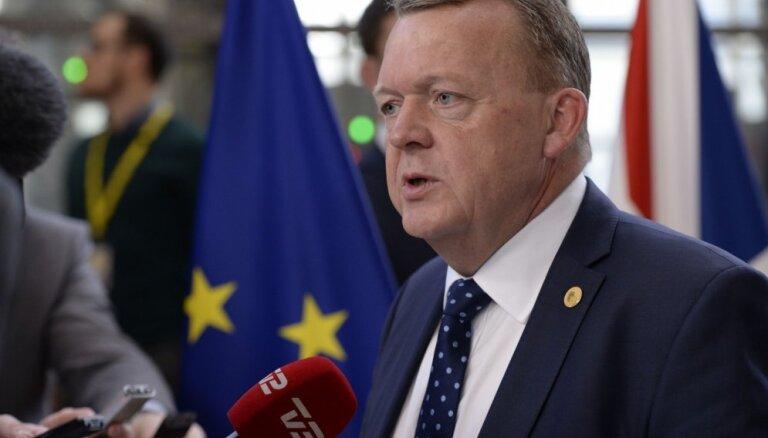Dānijas premjerministrs vēlas pastāvīgu kontroli uz valsts robežām