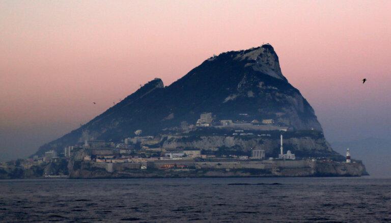 Gibraltārieši atsakās runāt par suverenitātes dalīšanu ar Spāniju
