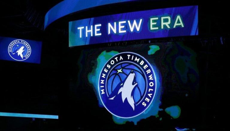 Minesotas 'Timberwolves' jauno logo nosauc par plaģiātu
