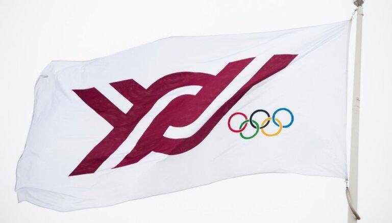 LOK apspriež 'Tokija 2020' komandas veidošanas kārtību