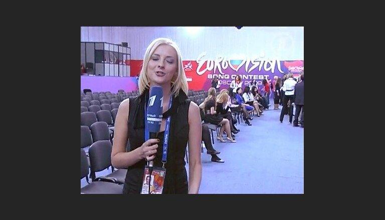 """Эксклюзив: Александр Рыбак на """"Евровидении-2009"""""""