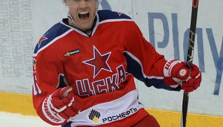 Белорусский канадец стал лучшим снайпером-легионером в истории КХЛ