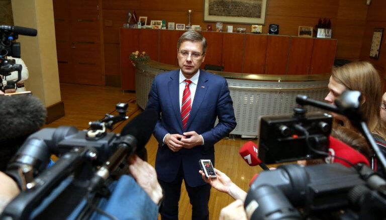 Обыск у Нила Ушакова связан с делом Rīgas satiksme