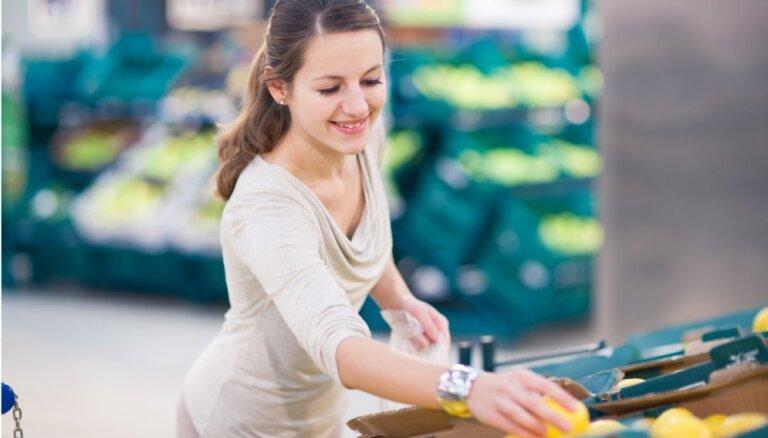 Astoņi lieli ieguvumi, ēdot vairāk augļu un dārzeņu