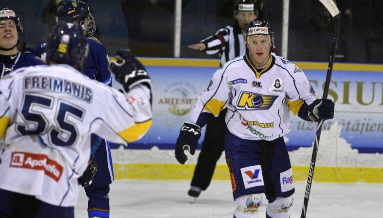 'Kurbada' hokejisti pārliecinoši iekļūst OHL finālā
