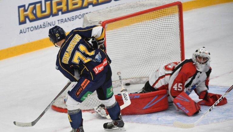 'Kurbads' OHL iepriekšējās sezonas fināla atkārtojumā uzvar 'Zemgale'/LLU