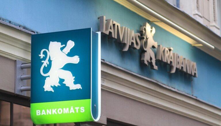 Администратор Latvijas krājbanka в апреле вернул 1100 евро