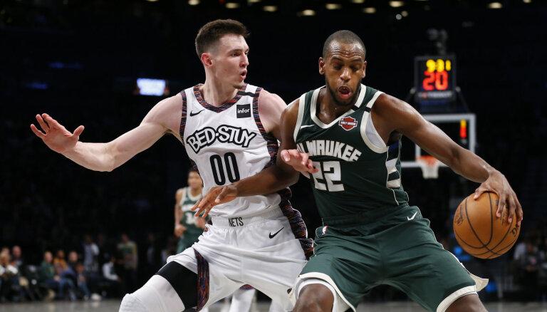 NBA vadība atbalsta sezonas noslēgšanu ar 22 komandām