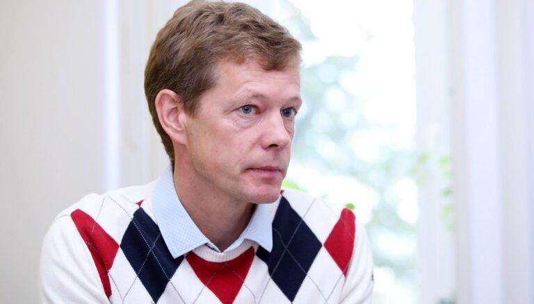 'Tikai ne manā pagalmā.' Intervija ar Latvijas Vēja enerģijas asociācijas vadītāju