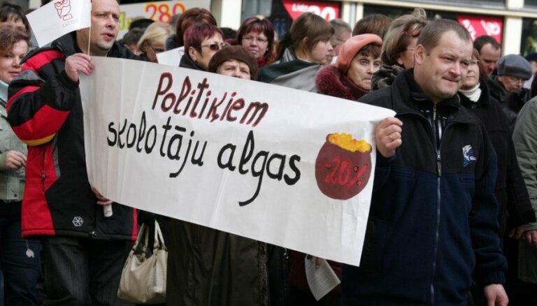 Друвиете: для оплаты труда учителей предложено две модели