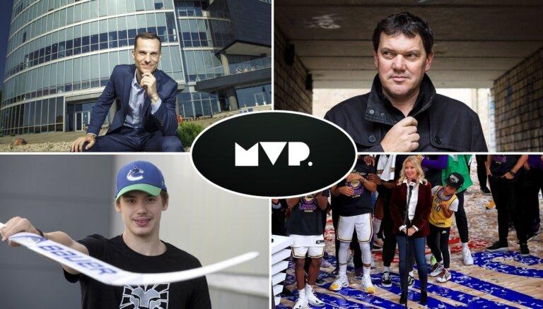 'MVP': Iesaldētie NHL sapņi, Pučes kauns un 'Volstrītas vilks' no Vecbebriem