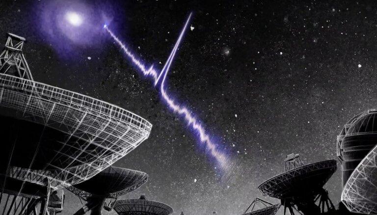Latvijas astronomi ar Irbenes teleskopu piedalījušies unikālā pētījumā