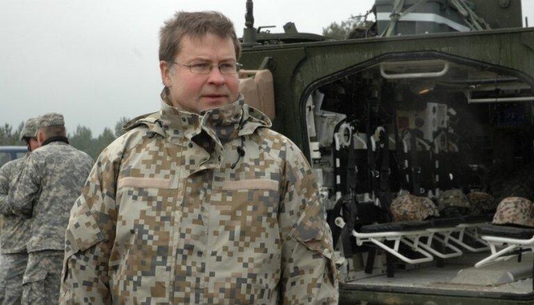 Премьер: Латвия сильна настолько, насколько сильны мы