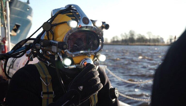 Подводные дроны, произведенные в Рижском порту, успешно конкурируют на мировых рынках