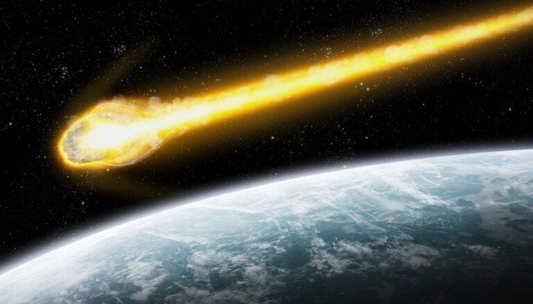 Pēc daudzu gadu prombūtnes atgūts pirmais identificētais Latvijā nokritušais meteorīts