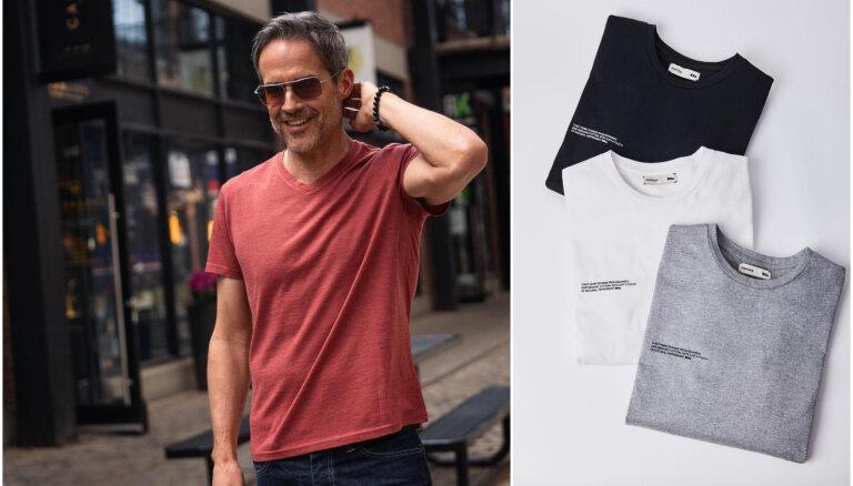 Modes nākotne – apģērbs no jūraszālēm, kas retāk jāmazgā