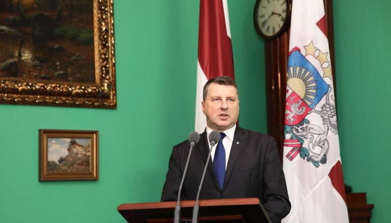 Reģionālās reformas gaidās: Vējonis aicina Pūci uzklausīt pašvaldības