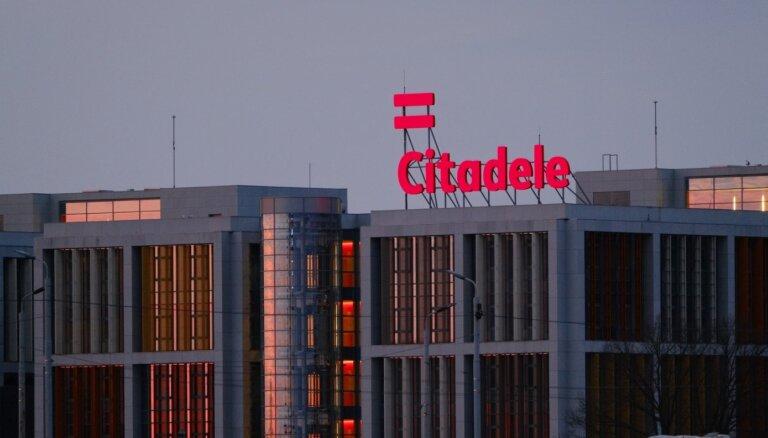 Banka 'Citadele' plāno emitēt obligācijas līdz 250 miljonu eiro apmērā