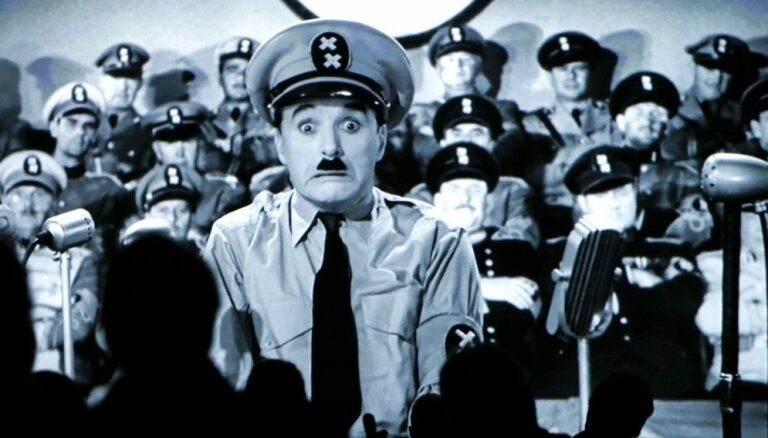 """Комик против фюрера: 80 лет """"Великому диктатору"""" Чарли Чаплина"""