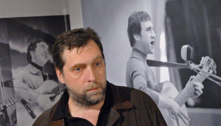 На съемках фильма про Высоцкого случилась мистика