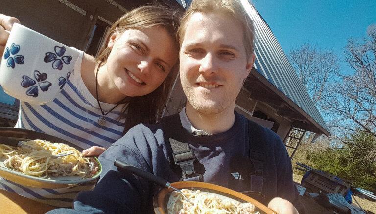 Pārcelties uz Mazsalacu un uzsākt savu ēdināšanas biznesu: Danijas un Ērika stāsts