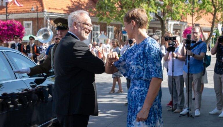 Nausēda Baltijas valstu prezidentu tikšanos Sāmsalā tomēr neapmeklēs
