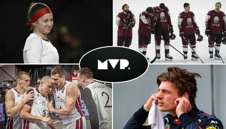 'MVP': Hārtlija ēras gals, 3x3 basketbola aizkulises un kur pazuduši krievu hokejisti